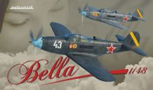 Eduard 1/48 Model Kit 11118 Bella Bell P-39 Airacobra  Limited Edition